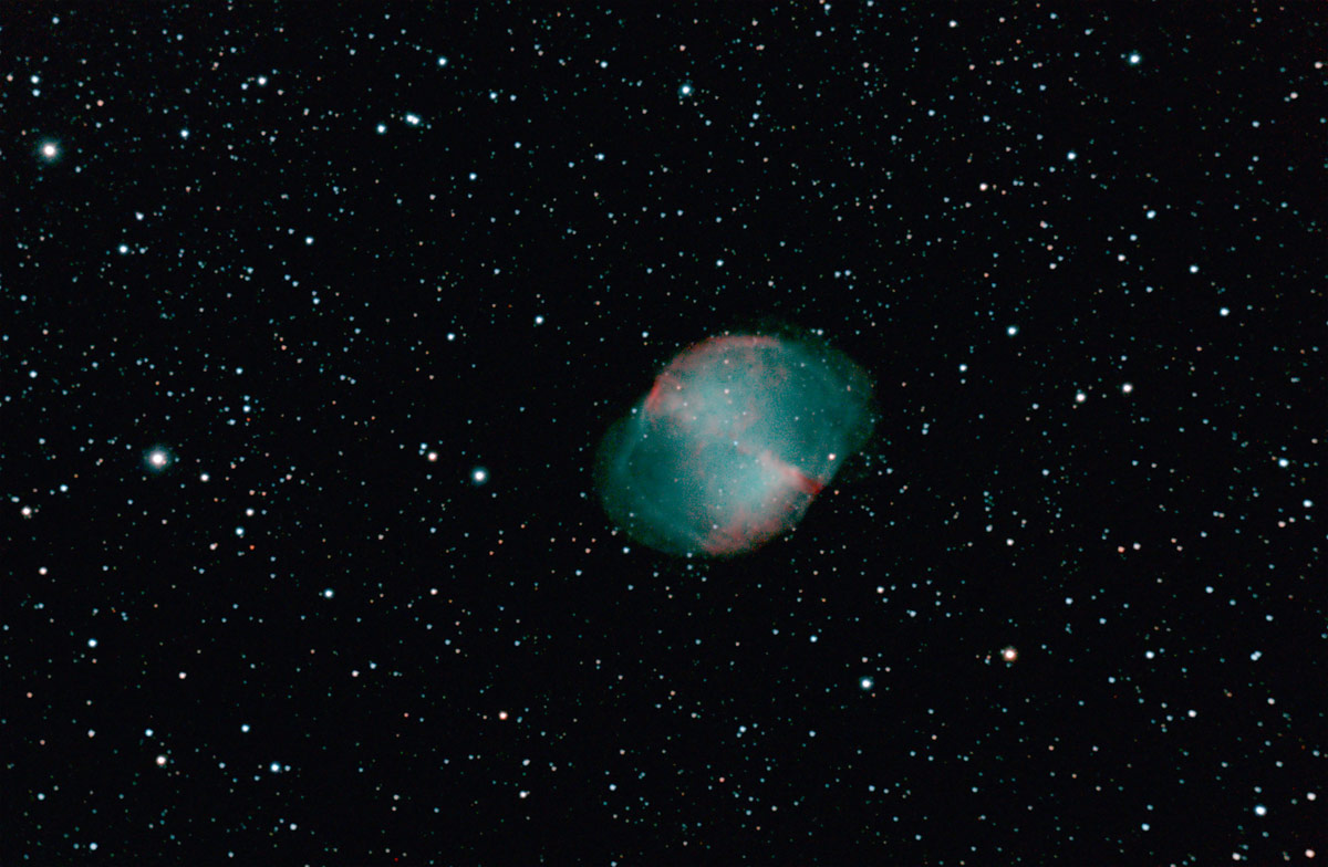 Dumbbell Nebula M27 1672seconds ISO6400 .jpg
