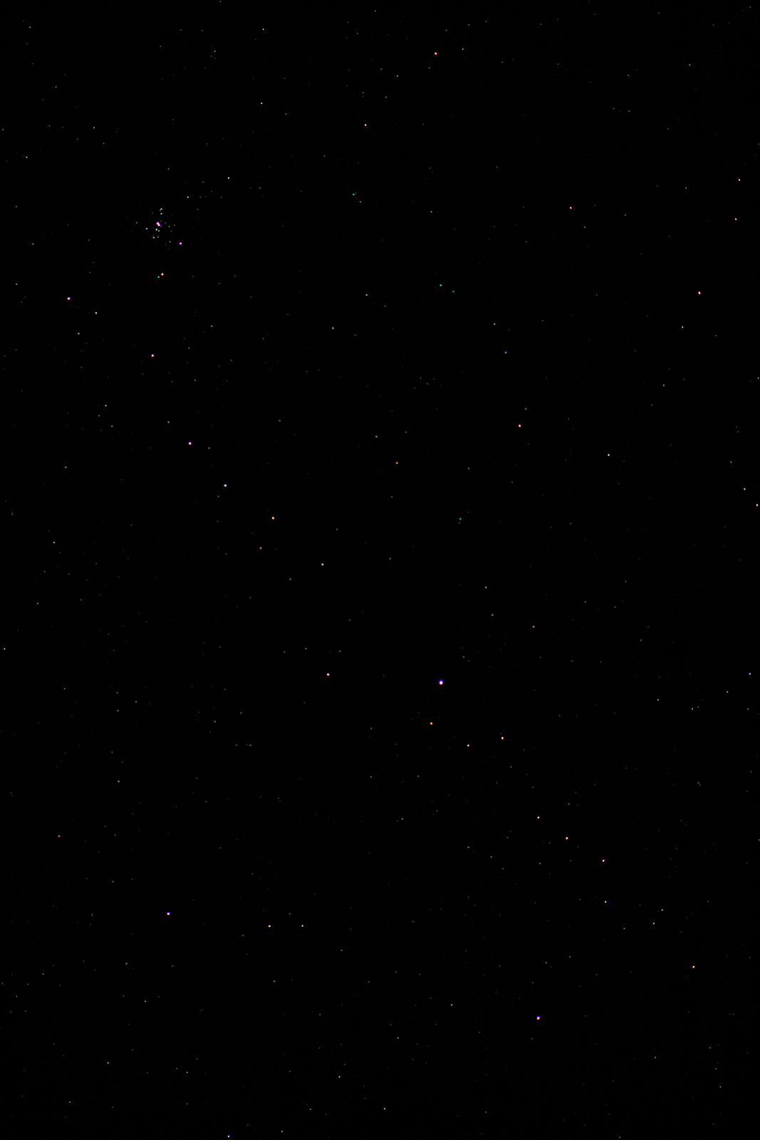 Kemble\'s Cascade & NGC 1502