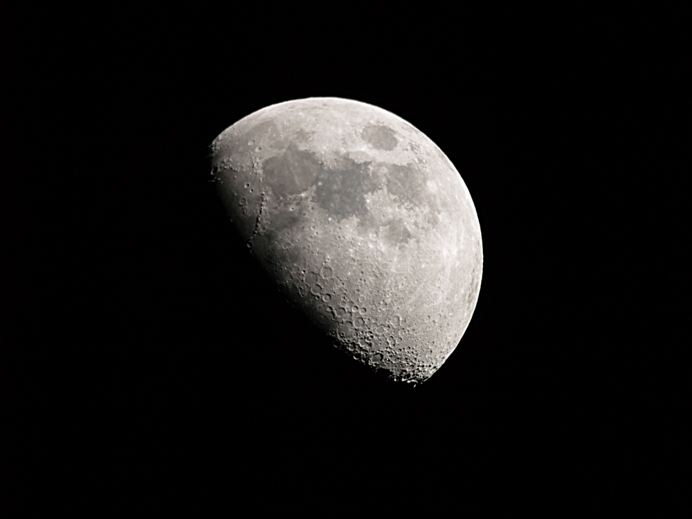 Half-Moon by Graham Cornford