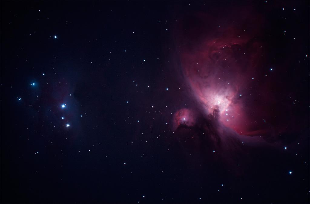 M42 by Ian Bradley