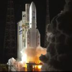 Europe & Japan launch spacecraft