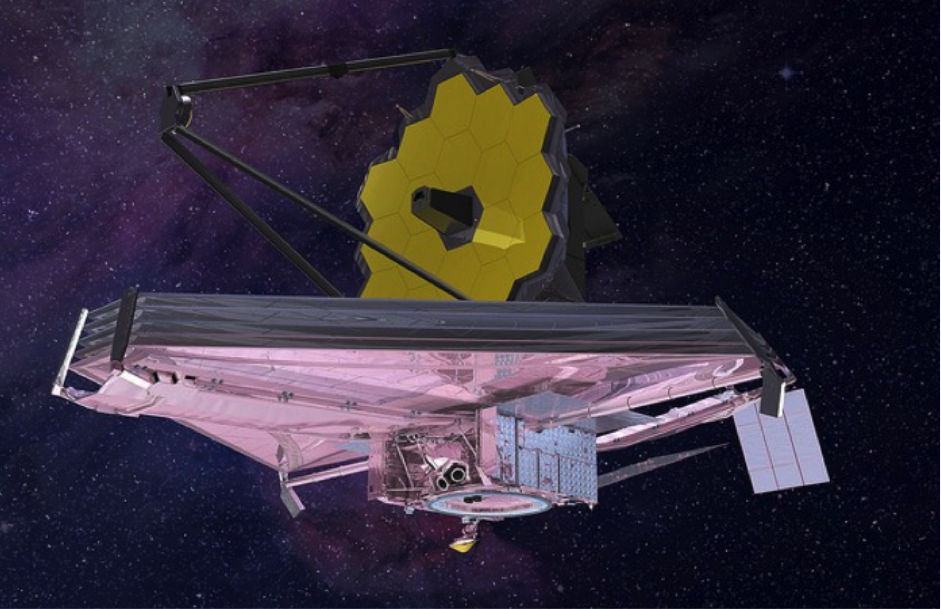 The James Webb Space Telescopes is said to re-write textbooks after it launches next year (NASA)