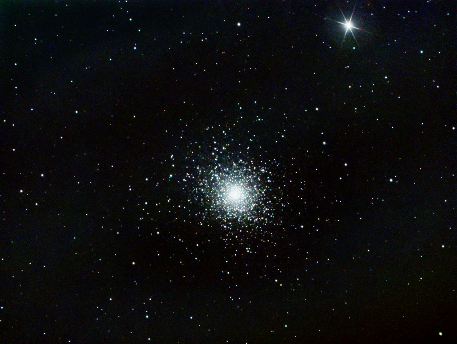 M5 in Serpens. Imaged from Kendal.